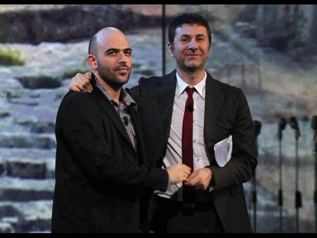 La doppia vittoria di Saviano e Fazio: un pubblico giovane e colto