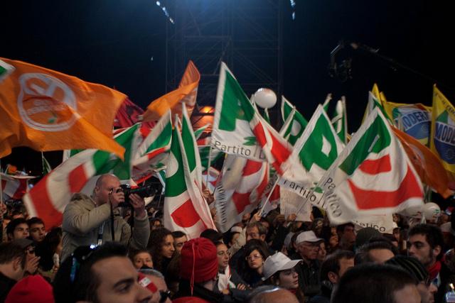 "Manifestazione PD a Roma: tutta una questione di ""fiducia"""