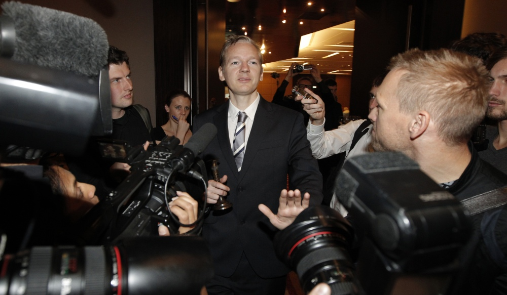 """Wikileaks, il nuovo """"cane da guardia"""" del potere. Grazie al web"""