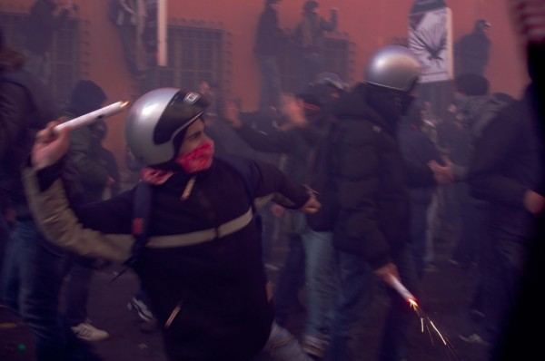 Guerriglia a Roma, si fa presto a dire «infiltrato»