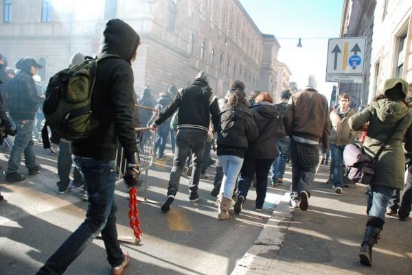 Guerriglia a Roma: su Facebook una foto del presunto aggressore di Cristiano