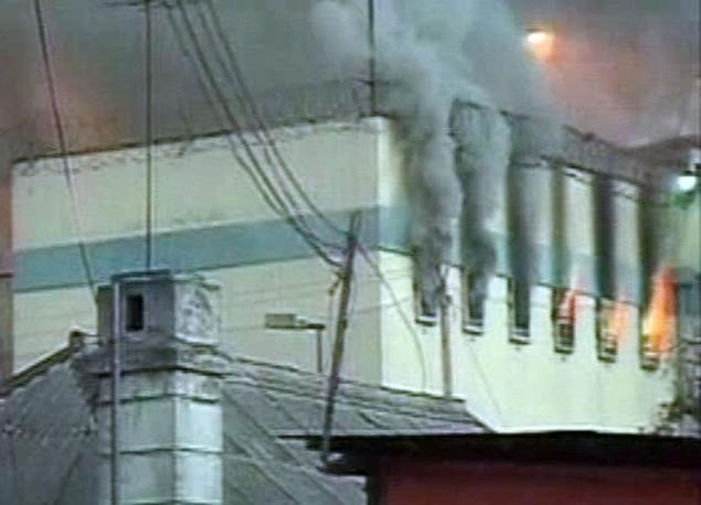 Incendio nelle carceri cilene. Troppi detenuti nelle celle e ritardo nei soccorsi