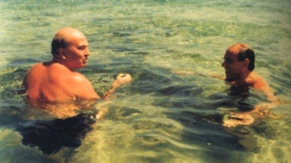 "Berlusconi e quel ""bungabunga"" anni Ottanta"
