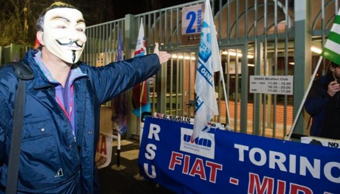 Mirafiori, al referendum vincono dignità e paura