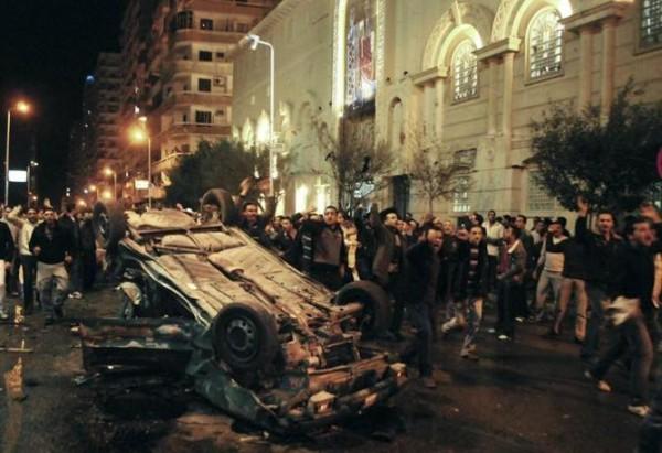 Strage di Alessandria, l'elenco delle chiese copte europee sui siti dei mujaeddin