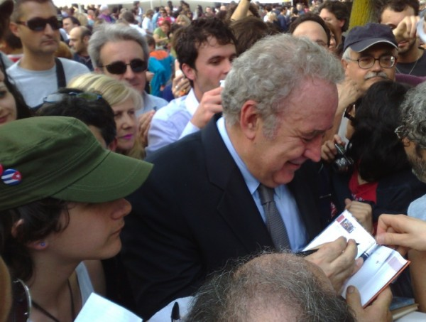 """Il """"partito"""" di Santoro scende in campo (contro la censura)"""