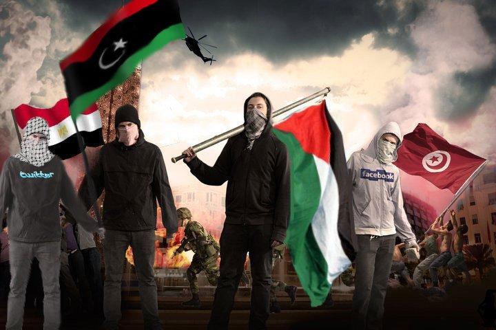 La protesta in Libia prende forma anche nelle foto sul web