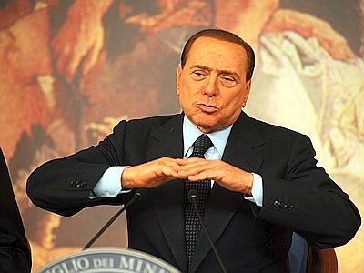 Berlusconi: «anche la sinistra vuole venire al Bunga Bunga»