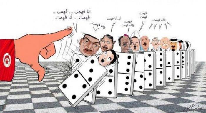 L'effetto domino. Oltre il Mondo arabo