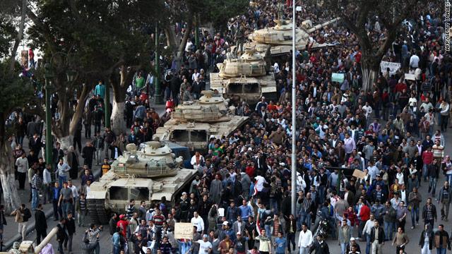 Al Jazeera: in diretta dall'Egitto ma solo sul web