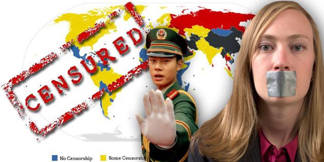 Cina: la censura del governo si abbatte anche sui social network