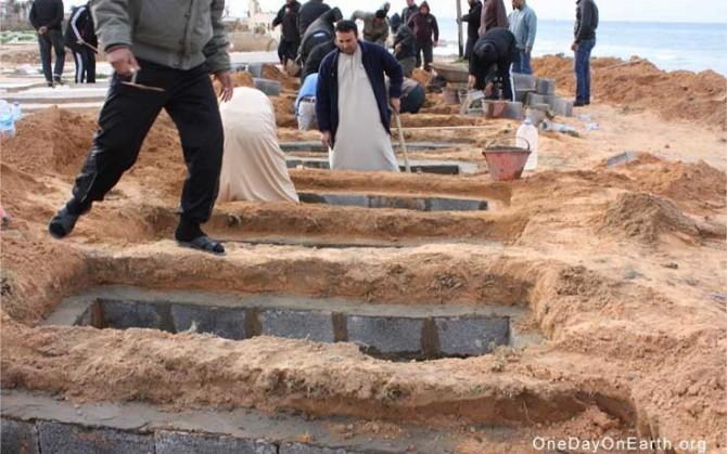 """Un testimone da Tripoli: """"rubati i cadaveri dagli ospedali"""""""