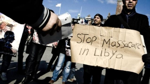 """Un testimone da Tripoli: """"Ci stanno ammazzando tutti! Rapiscono anche i bambini"""""""