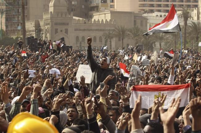 L'Egitto che contagia il mondo arabo