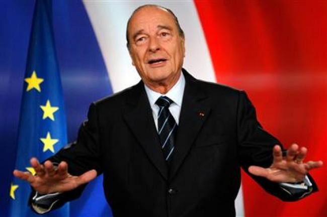 Chirac e il processo a rischio prescrizione