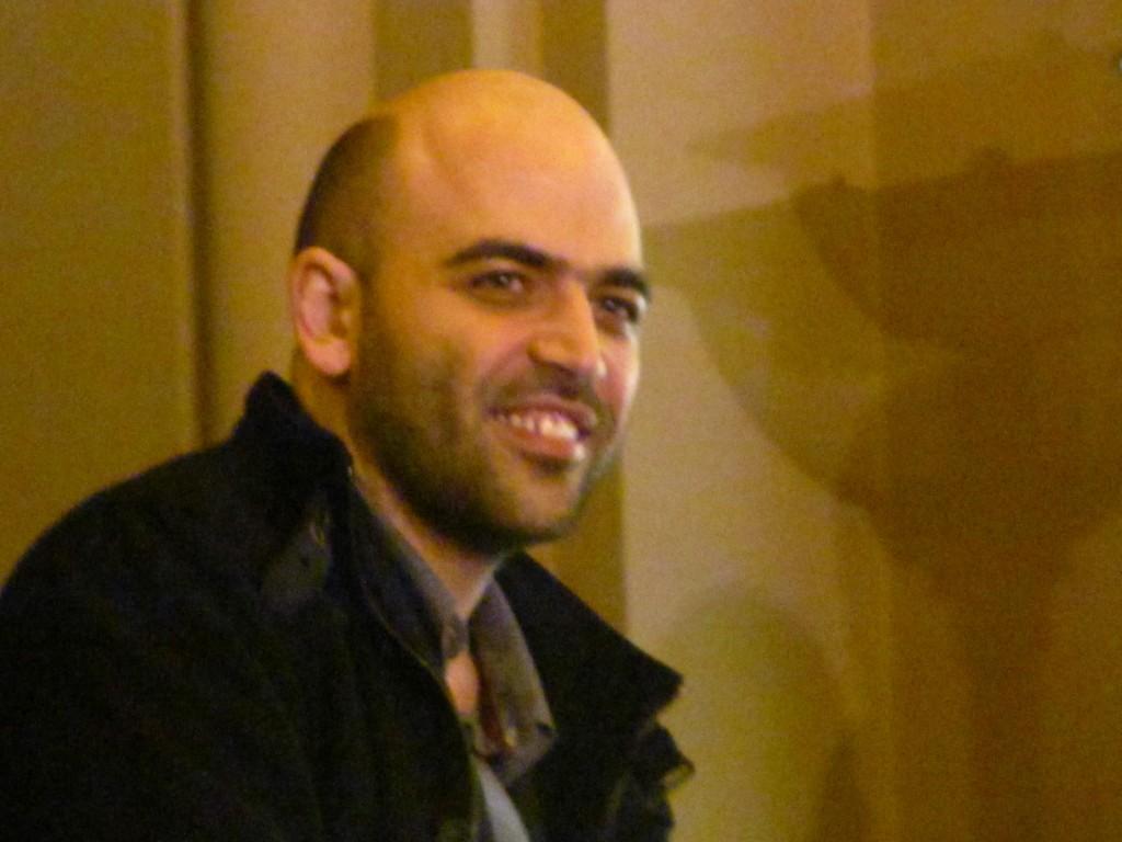 "Roberto Saviano presenta ""Vieni via con me"" – Photogallery"