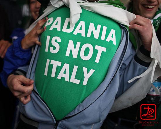 La Lega e l'unità d'Italia