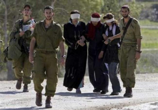 Partorire con le mani legate, Israele sotto accusa
