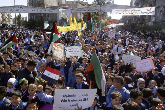 Rivolte anche in Siria. Molti morti negli scontri