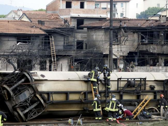 Disastro di Viareggio, in Tribunale le cause dell'incidente