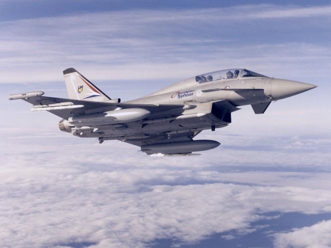 Libia: basi militari e caccia italiani a disposizione