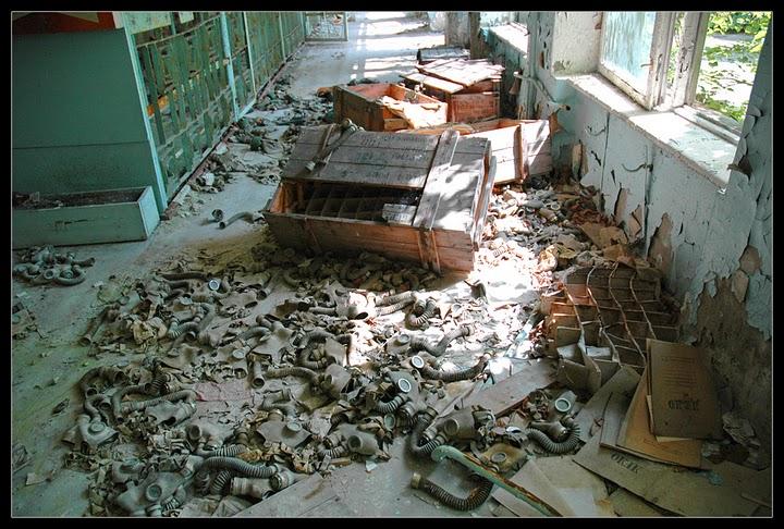 Le cicatrici di Chernobyl – Photogallery