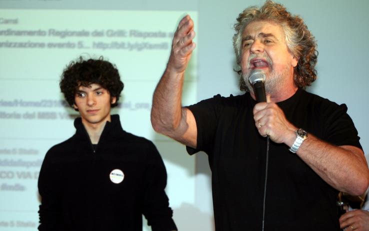 Giovanissimi in politica, Mattia Calise a L'Infedele