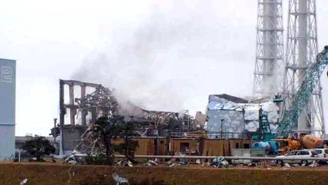 Fukushima, livello di gravità come Chernobyl