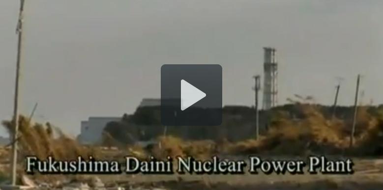 Annozero, reportage di due videoamatori nei pressi di Fukushima