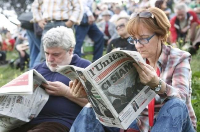 giornalisinistra e1303299836728 I veri problemi dellItalia, la parola ai lettori