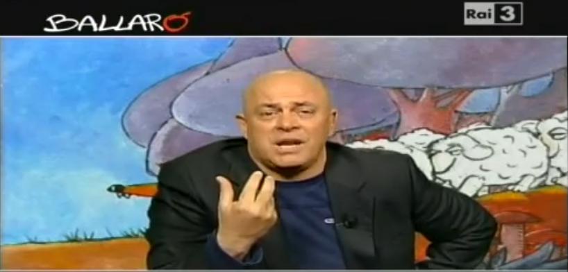 Maurizio Crozza, le armi alla Libia