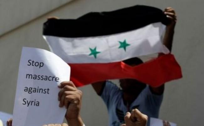 La rivoluzione sulla strada di Damasco: è la volta della Siria