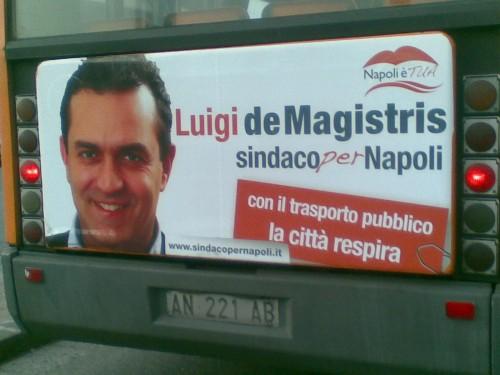 L'analisi – A Napoli il ciclone De Magistris travolge tutti