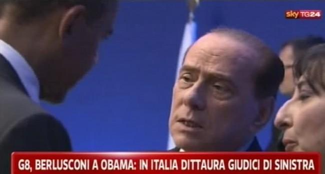 L'ossessione di Berlusconi al G8 salva-Africa