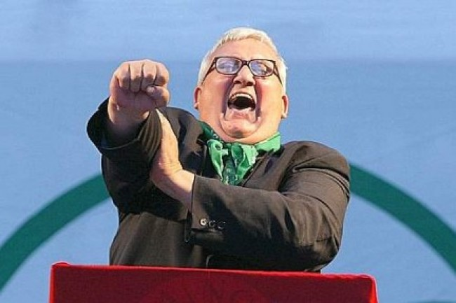 """Il boia di Srebrenica? """"Un patriota"""". Parola di Borghezio"""
