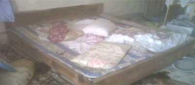 Il bunker di Bin Laden dopo il blitz dei Navy Seal americani