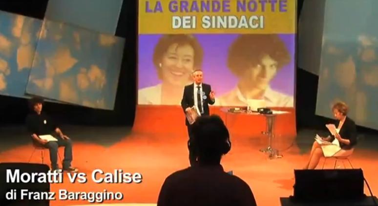Confronto Tv tra Moratti e il 20enne Mattia Calise