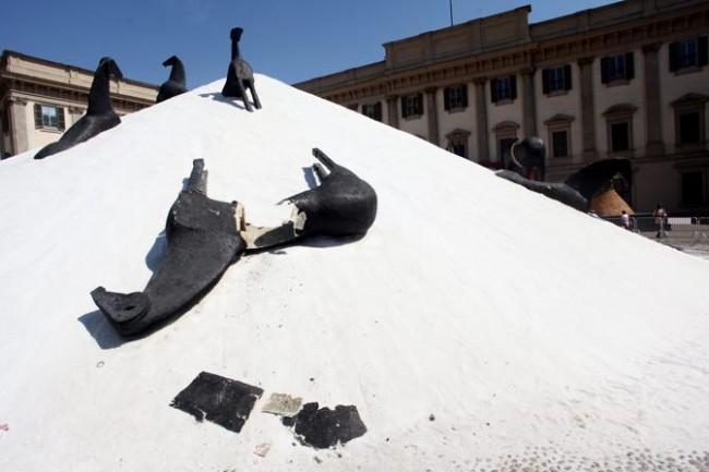 L'editoriale – La cultura affonda in una montagna di sale