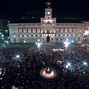 La rivoluzione della Spagna impoverita