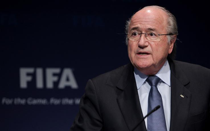 Elezioni presidenziali Fifa: Blatter favorito, ma è l'unico candidato