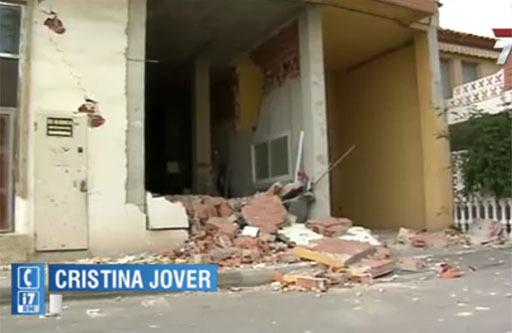 Spagna, 10mila evacuati a Lorca per il terremoto