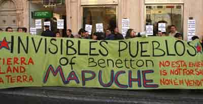 La lotta dimenticata dei Mapuche di Patagonia, soli contro le multinazionali