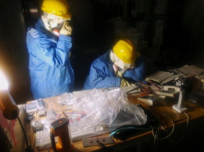In cerca di lavoro, l'agenzia interinale lo spedisce a Fukushima