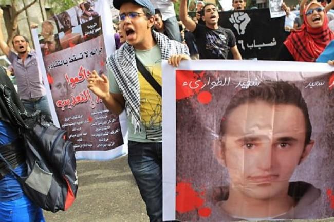 Così l'Egitto ricorda il giovane simbolo della rivoluzione