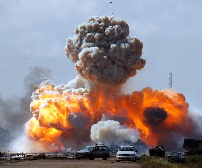 L'ipocrisia della guerra libica, dimenticata da cittadini e pacifisti