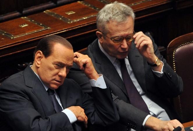 Tremonti vs Berlusconi, una poltrona per due