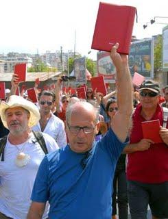 Le agende rosse ricordano Paolo Borsellino – Diretta [LIVE]