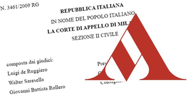 La sentenza – Fininvest condannata in Appello per il Lodo Mondadori: dovrá risarcire 560 milioni