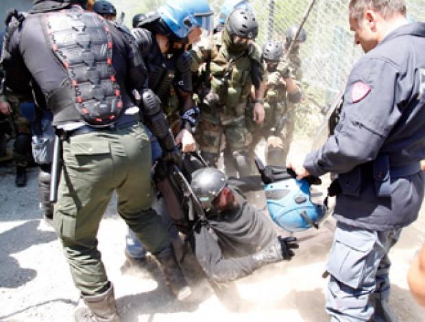 Val di Susa: giovane torturato dalla polizia – La testimonianza