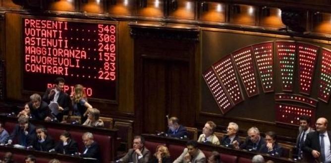 No all'abolizione delle province, respinta la proposta dell'Idv